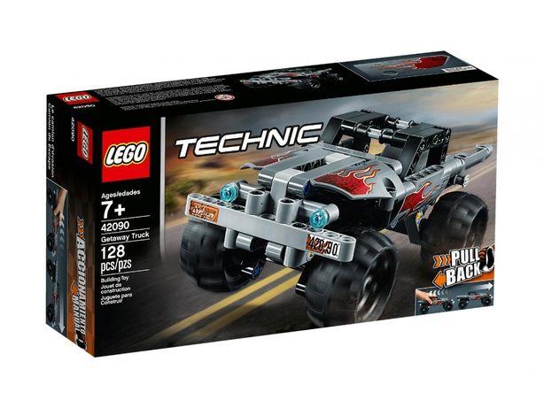LEGO 42090 Technic - Monster truck złoczyńców NOWE