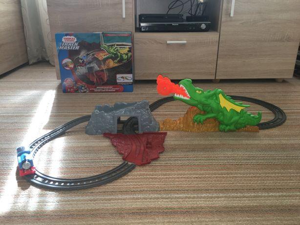 Железная дорога Томас Track Master Побег от дракона + БОНУС