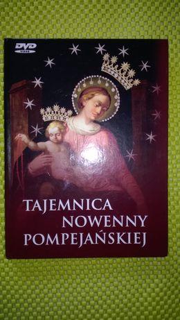 Tajemnica nowenny pompejańskiej, książka + DVD