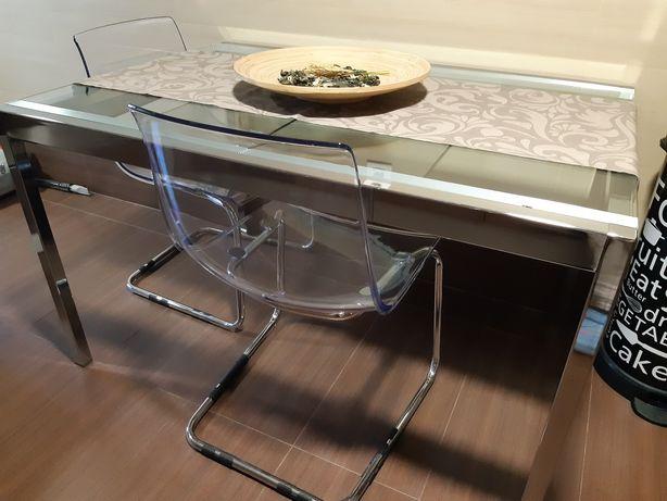 Mesa e 2 Cadeiras IKEA
