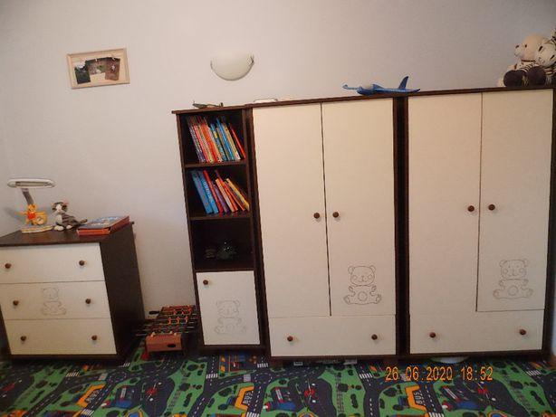 Meble dziecięce zestaw pokój dzieci Drewex