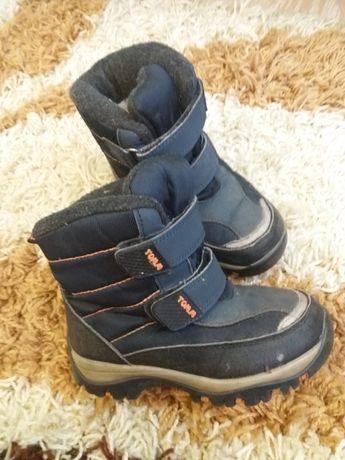 Ботинки термо для хлопчика