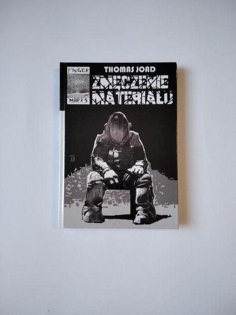 NOWA Zmęczenie materiału Thomas Jord książka