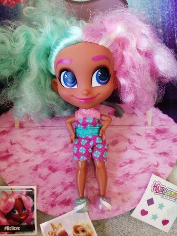 Laleczka lalka Hairdrables