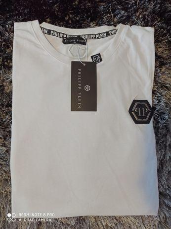 T-shirt męski Philip Plein rozm XL Okazja! Plus Gratis!