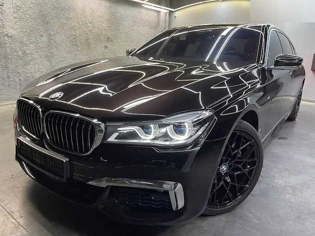 BMW 750 Individual LONG 2017
