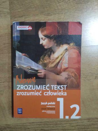 Zrozumieć tekst zrozumieć człowieka 1.2 podręcznik z języka polskiego