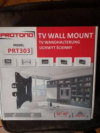 Uchwyt do montażu telewizora na ścianie
