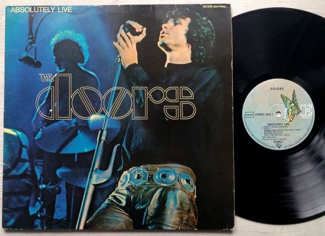 Doors - Absolutely Live 2LP