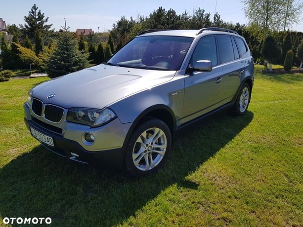 BMW X3 Piękne BMW X3. Oferta prywatna!