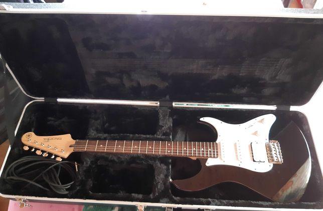 Guitarra eléctrica pack e som