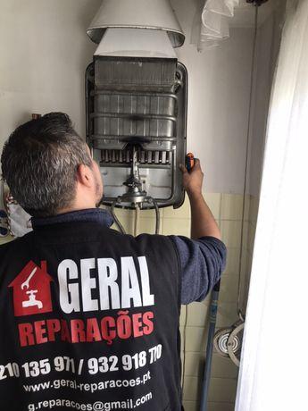 Geral Reparações Serviços 24hs
