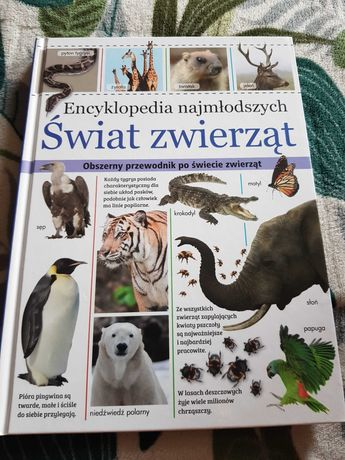 Encyklopedia najmłodszych-Świat zwierząt Nowa