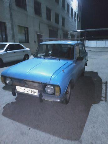 Автомобіль Москвич Іж/комбі/