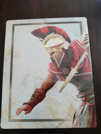 Steelbook Assassin's Creed Odyssey G2 Nowy folia