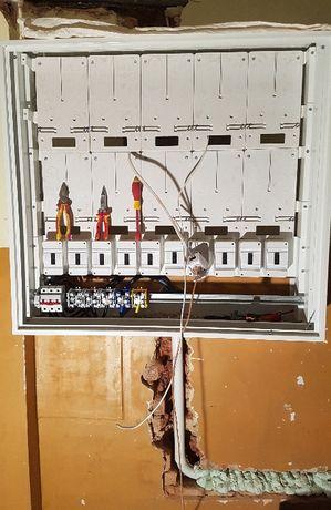 Elektryk , pomiary elektryczne Legnica