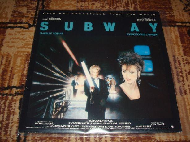 Płyty winylowe Orignal Soundtrackt From The Movie -Subway