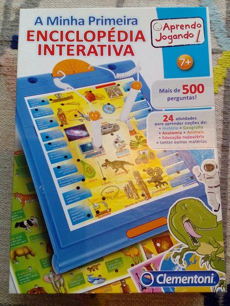 A minha primeira enciclopédia interactiva