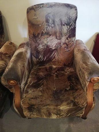 Wygodny fotel na kółkach + gratis poduszka - OKAZJA!