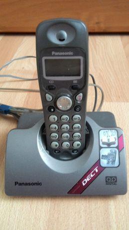 Радио телефон Panasonic KX-TCD420RUM