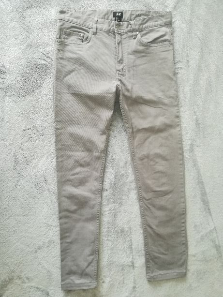 Jeansy Skinny fit by H&M