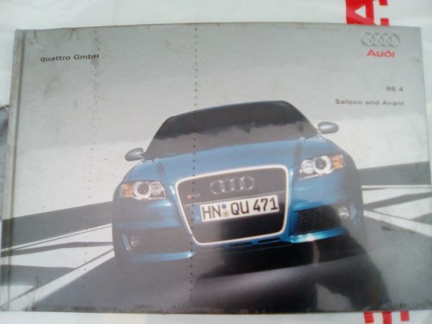 Audi RS4 B7 A4 S