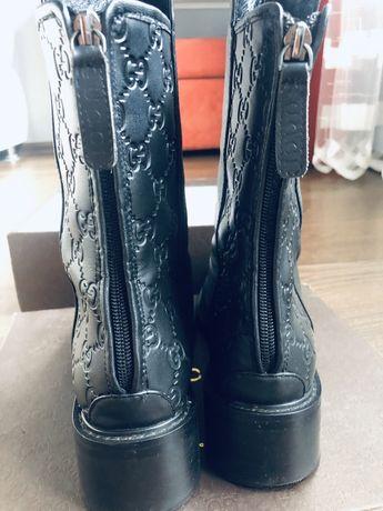 Ботинки демисезонные Gucci