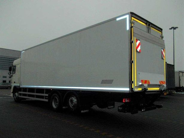 Winda Dhollandia 1500 kg  do Mercedes Atego Man Tgl Iveco Daf
