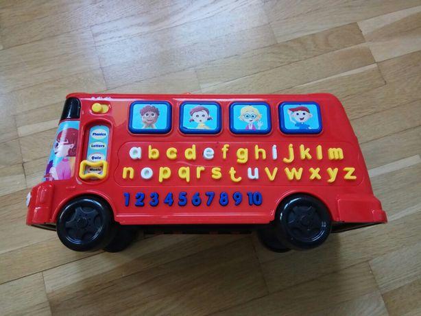 Grający autobus