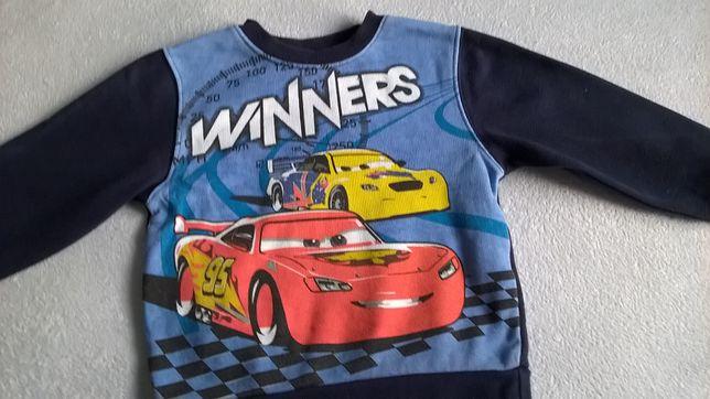 Rozm. 98, Disney Pixar Smyk, bluza grubsza