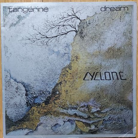 Tangerine Dream, Cyclone, UK, Mar 1978, Ideał- (M-/EX-)