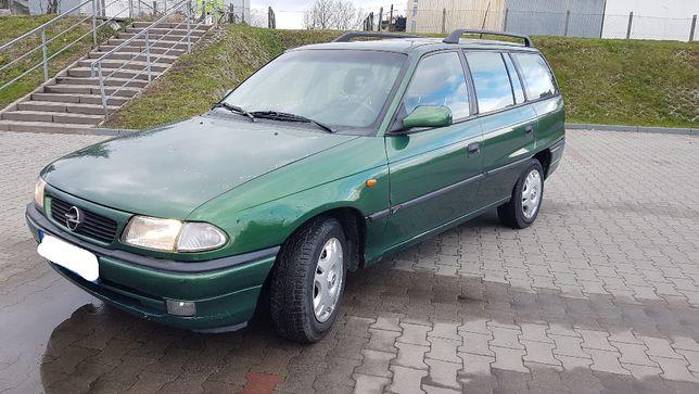 Opel Astra F prod.1997, poj.1,6+GAZ! Ważne opłaty,Ekonomiczny,Do jazdy