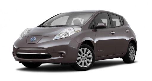 Оренда авто Львів Nissan Leaf 30kwt