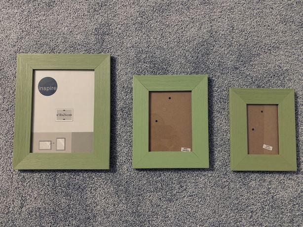 Ramki drewniane na zdjęcia 10x15 13x18 18x24
