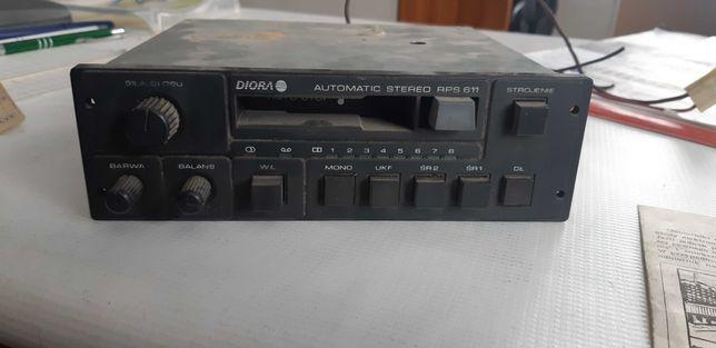 Samochodowe radio