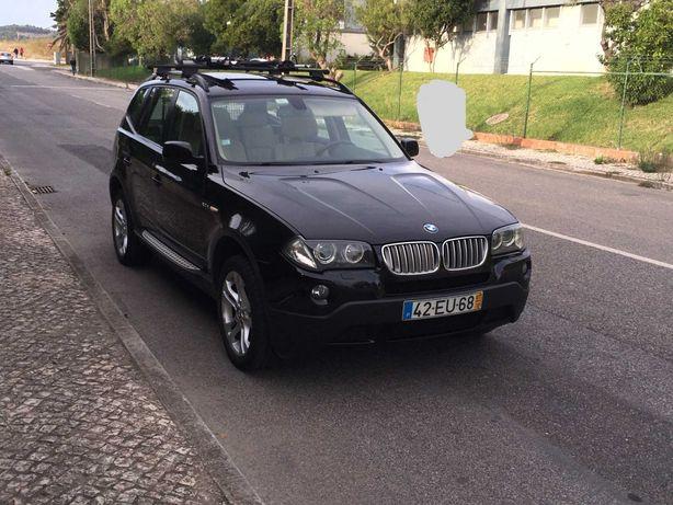 BMW X3 de garagem poucos KM