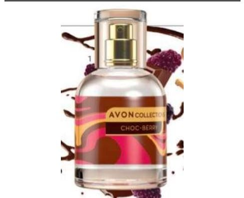 Avon, Collections, Choc-Berry EDT NOWOSĆ NOWY, folia 50ml