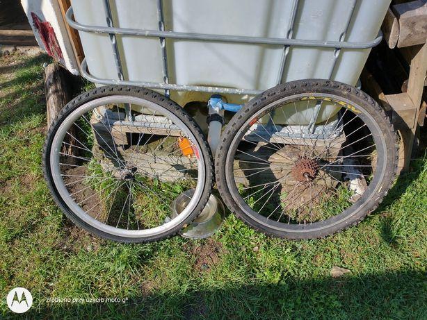 Koła wzmacniane do roweru 26