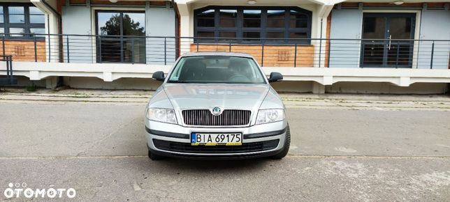 Škoda Octavia Skoda Octavia 1.6 LPG Polska Salon. Książka Serwisowa.