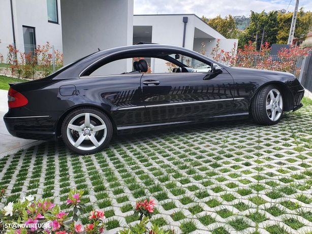 Mercedes-Benz CLK 220 CDi Avantgarde Aut.
