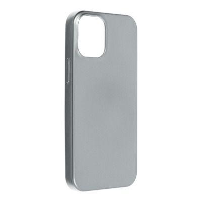 Capa Silicone Mercury Iphone 12 Mini - Cinza