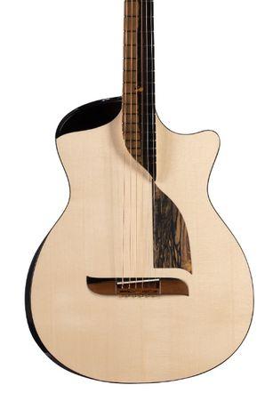 Gitara akustyczna lutnicza koncertowa GA 12-progowa Turkowiak PATENT