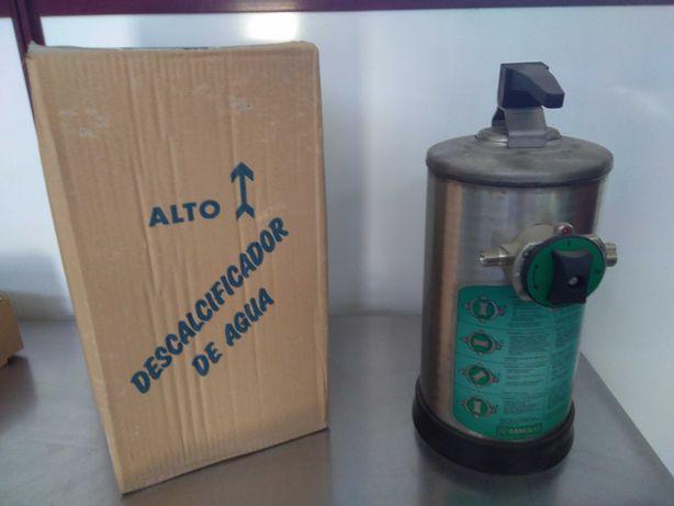 Depurador/Descalcificador de Água