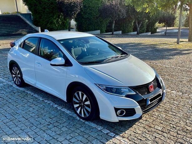 Honda Civic 1.6 i-DTEC Elegance Connect Navi