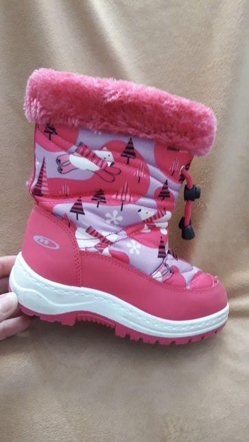 Sniegowce dla dziewczynki