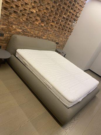 Кровать Dorelan (Италия) + матрас Dorelan в комплекте