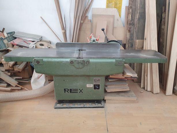 Frezarka wyrówniarka REX oryginał blat 220cm