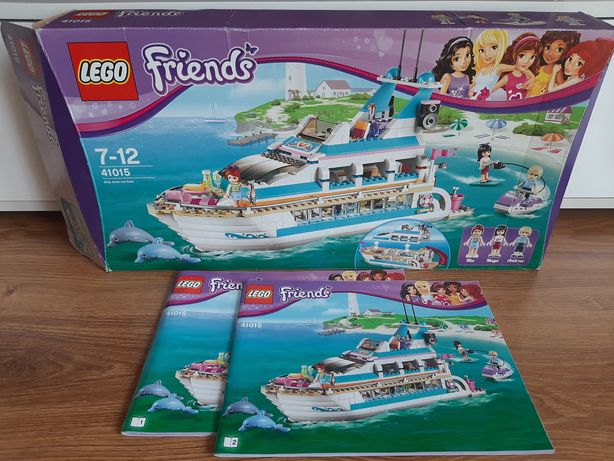 Lego Friends 41015 Jacht