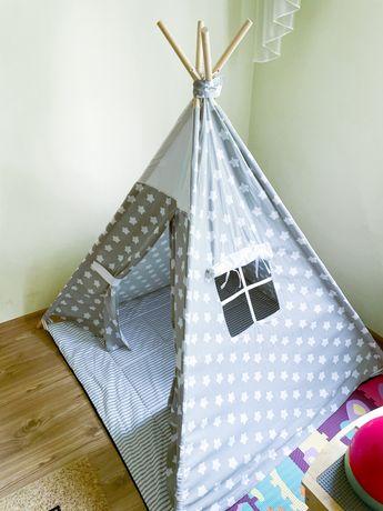 Детская палатка, Игровой шалаш, детский вигвам, вигвам для детей