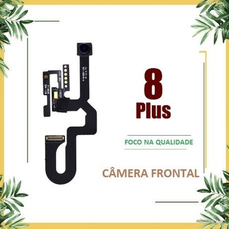 Flex Camera Frontal para Iphone 8 Plus